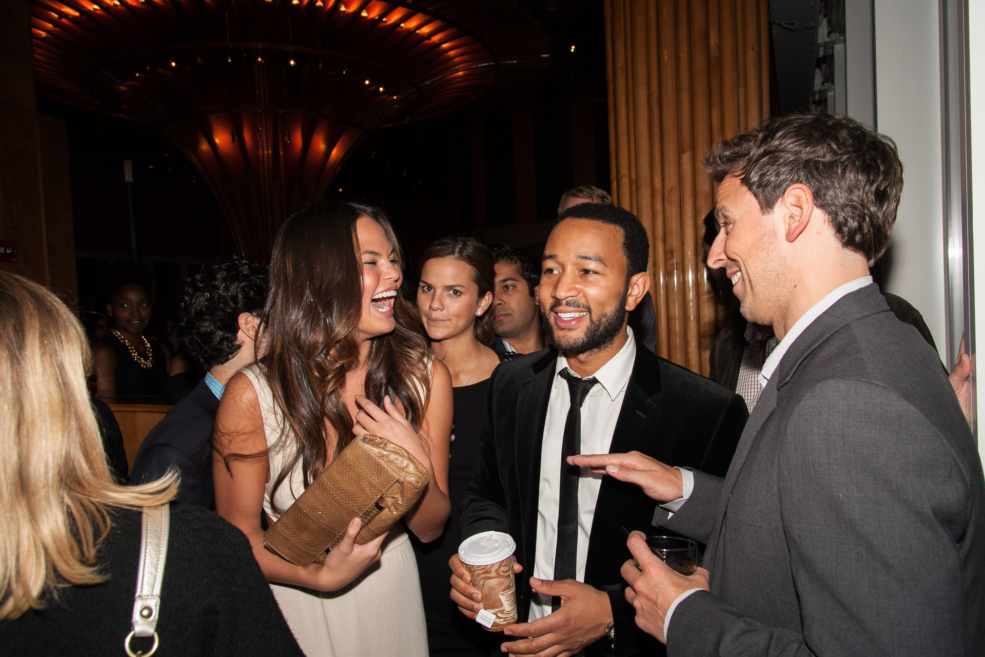NUR Project with John Legend at the Boom Boom Room, Standard Hotel ...