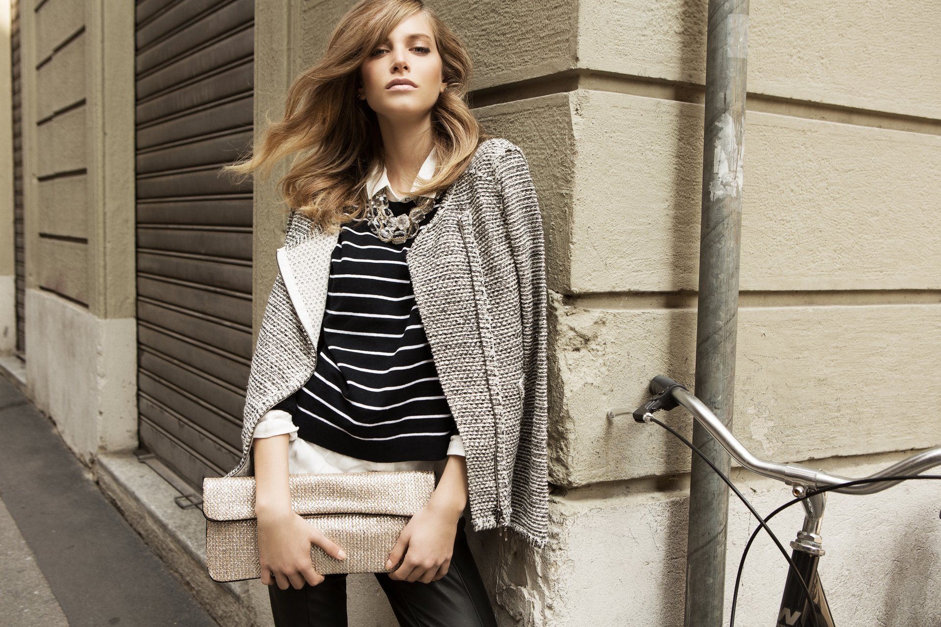Hair & Make-up: Melanie Volkart Photographer: Ellin Anderegg Model: Alba @ Brave Models Milano