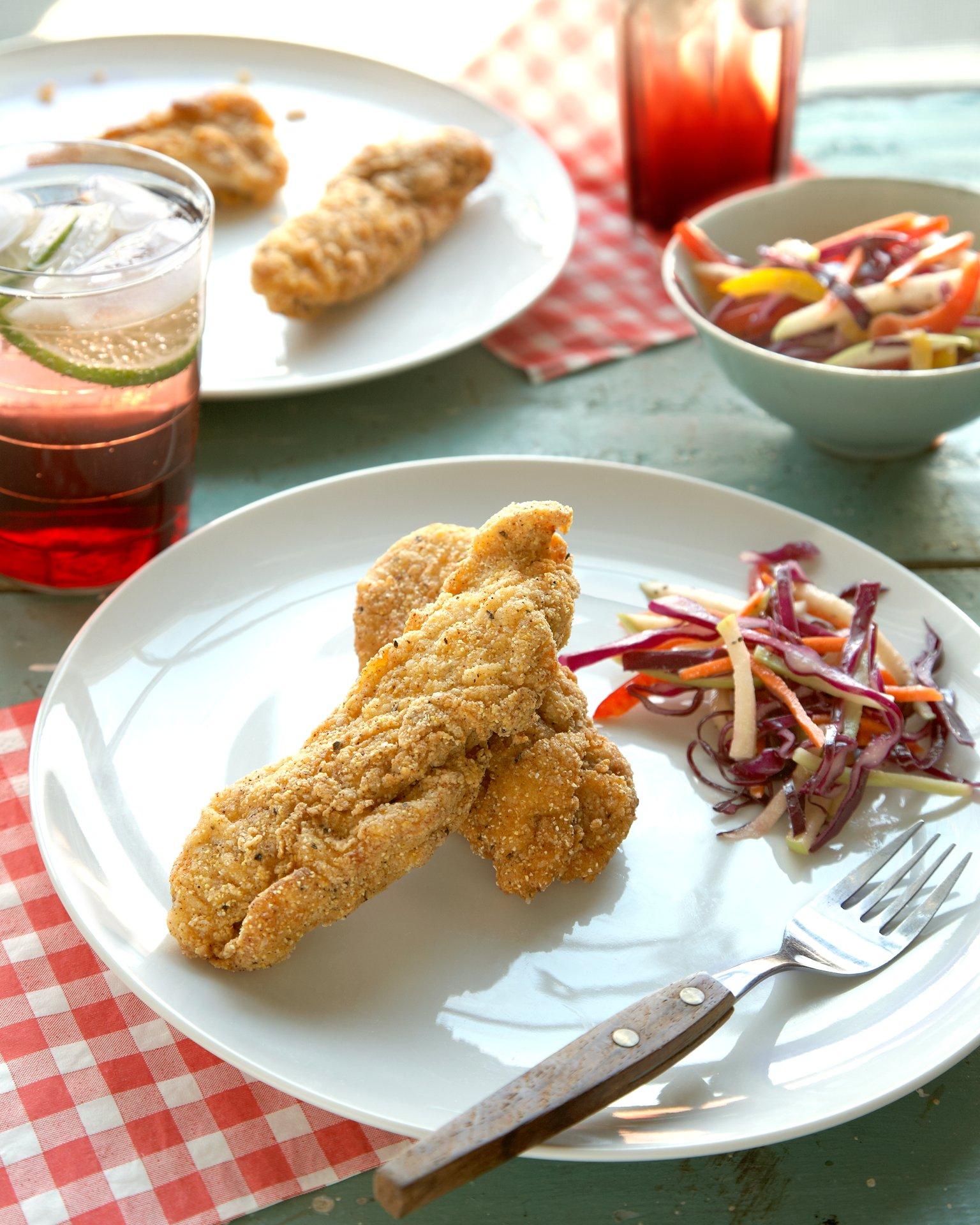 Boneless Buttermilk Fried Chicken