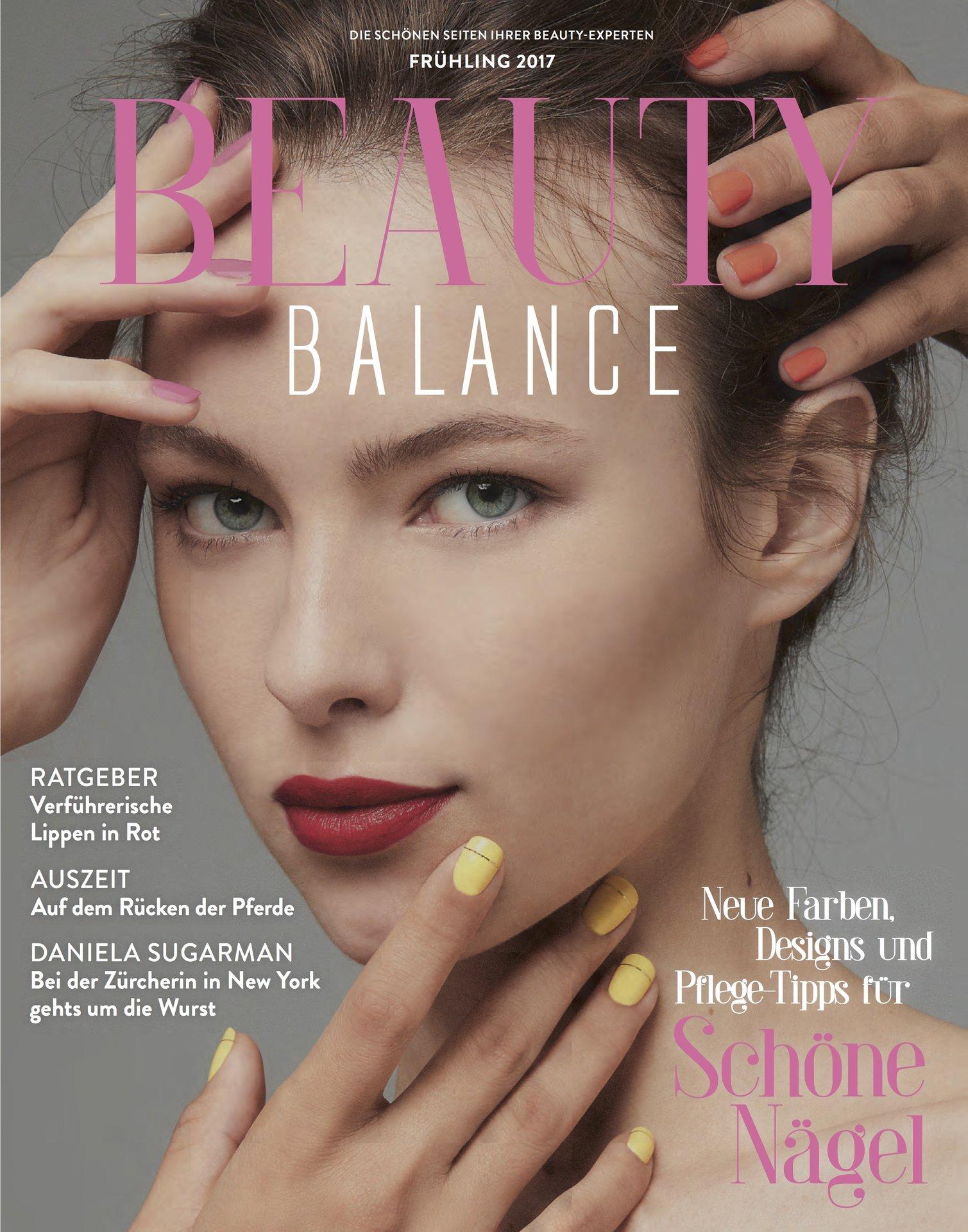ALESSANDRO I Nails: Melanie Volkart & Fabienne A. Pauli Makeup: Nicola Fischer Model: Victoria @ Scout Model Agency Photographer: Karin Heer